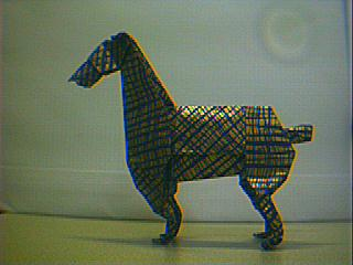 Origami Dogs And Their Family