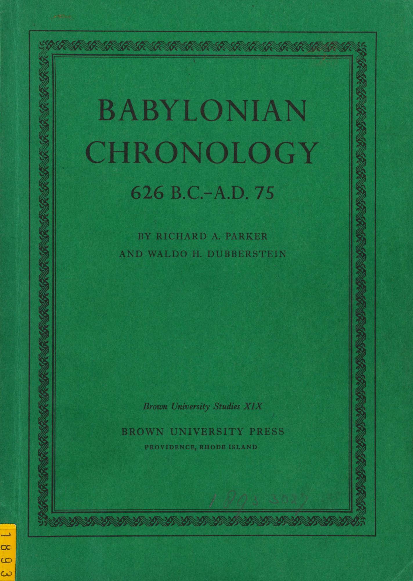 The Babylonian Calendar - converter