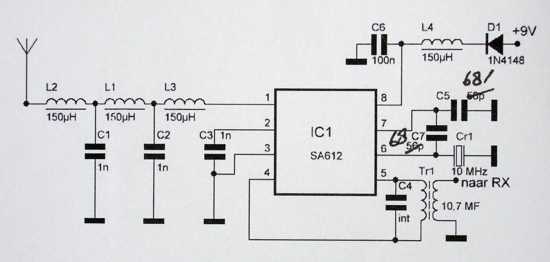 Detektorradio Bauen also Schematics further Circuitos De RF additionally LGConv also 15. on fm crystal radio circuit