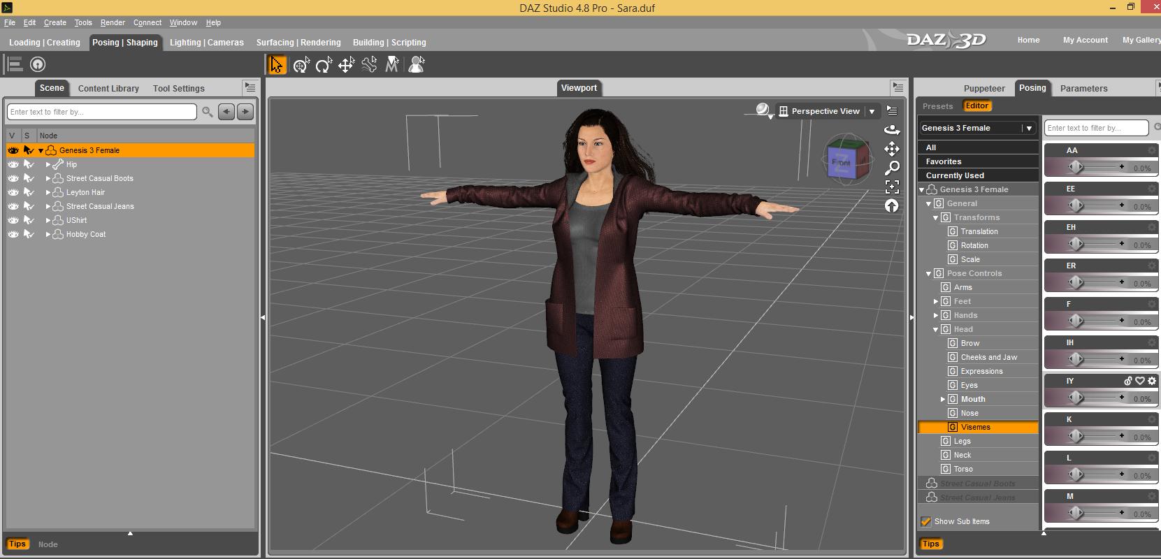 Utrecht University Virtual Human Controller